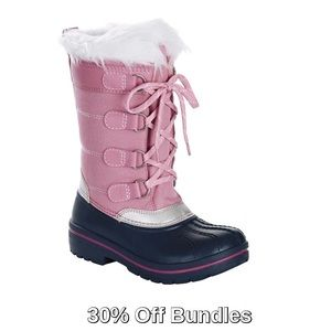Other - -5F Degree Rated Girls Snow Boots, Pink